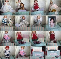 Madame Alexander dolls indiv or lot Batavia, 60510