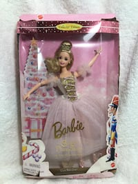Barbie as the Sugar Plum Fairy by Mattel (A-1). Daly City