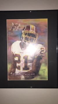 Redskins Sean Taylor Painting Frederick, 21703