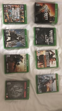 Xbox One Games Only Nashville, 27856