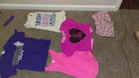 Clothes size 10-12 girls  Fulton, 13069