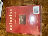 Calculus text book  Richmond Hill, L4E 2M1