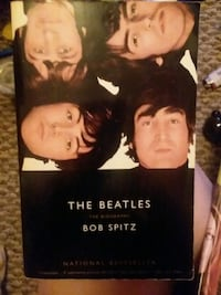 The Beatles biography book Seaford, 19973