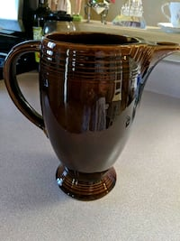 Brown Vintage Hull Pitcher Albuquerque, 87102
