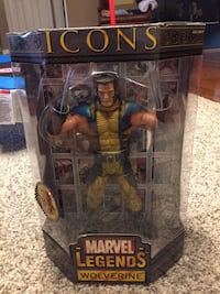 Icons Marvel Legends Wolverine Alexandria, 22304