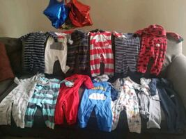 Boys 18 months one piece outfits