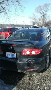 PARTING OUT A 2005 MAZDA 6 #1823 Warren