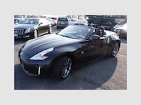 2014 Nissan Z 370Z Roadster Touring 7AT Woodbridge
