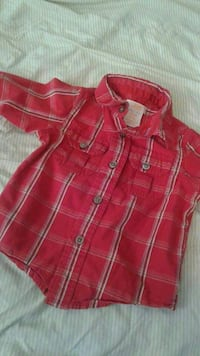 12/18 month shirt $5 worn once if at all Hamilton, L9C 5Z4