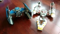 Lego Star Wars Tie Fighter & Y Wing Set Hyattsville, 20782