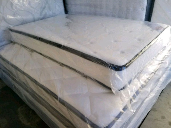 Bran New Single twin mattress.delivery 30