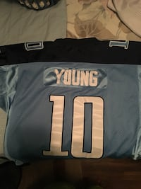 Tennessee Titans Football Jersey (Vince Young) Toronto, M3N 1Y9