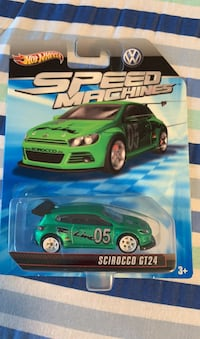 Hot wheels speed machines VW Vancouver, V6H 1P6