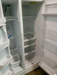 33w  brand new side by side refrigerator excellent Baltimore, 21223