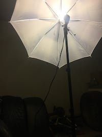 Studio light with bag and shade Rockville, 20850