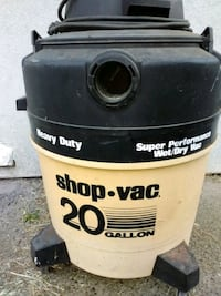 shop vac wet and dry