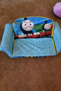 Thomas the train fold out couch
