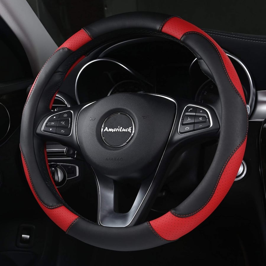 Brand New Car Steering Wheel Cover Universal 15 inch