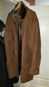 2XLT shearling Men's coat Annapolis Junction, 20701
