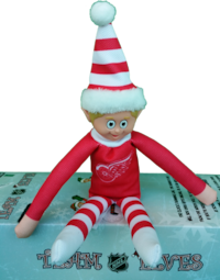 detroit red wings elf on the shelf Scarborough, Toronto, ON, Canada
