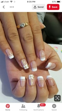 Manicure shellac pedicure acrylic and more Fort Erie
