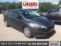 2017 Ford Focus S Rogers, 72758