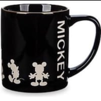 New: Disney Parks Mickey Mouse Some mornings are rough Coffee Mug  Richmond Hill, L4S