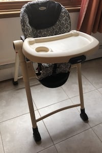 Baby classics high chair
