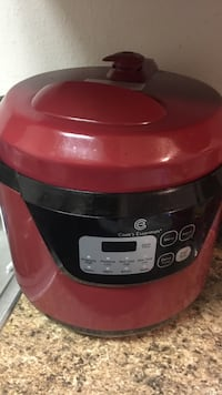 red and black slow cooker Tucson, 85718