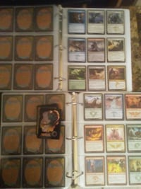 magic the gathering trading cards lot Edmonton, T5T 2N9
