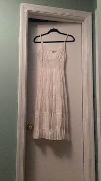 women's white sleeveless dress Silver Spring, 20901