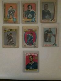 Toronto Maple Leaf Vintage Hockey Cards Toronto, M8V 3J6