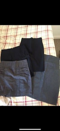 4 skirts. Can be business skirts or going out skirts Bakersfield, 93311