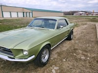 Ford - Mustang - 1967 Bettendorf