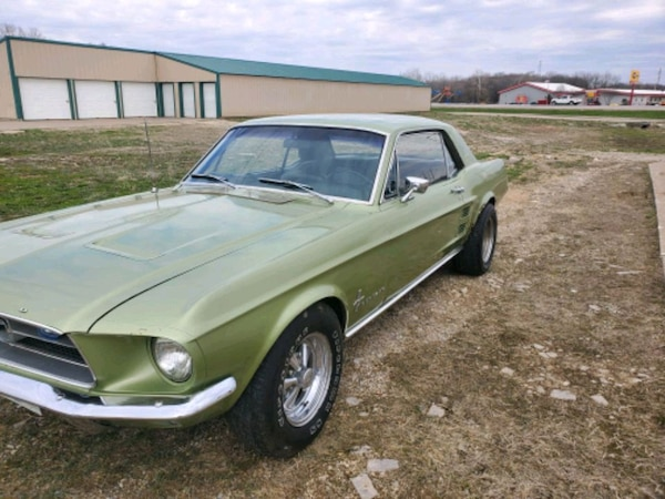 Ford - Mustang - 1967