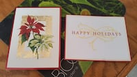 Happy holiday greeting cards. Lot of 16 Winchester, 22601
