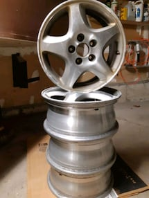 16 inch alloy rims