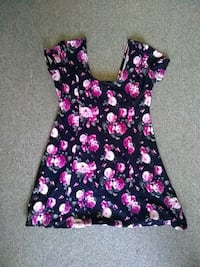 Summer floral print dress St. Catharines