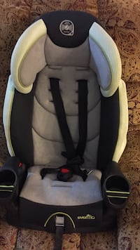 baby's gray and black car seat Mississauga, L5B 3J4