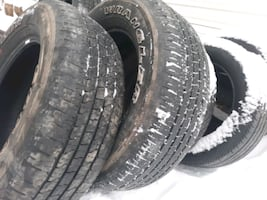 Tires size Goodyear 275 - 55 - 1