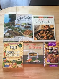 Cookbooks and Recipe Cards London, N6B