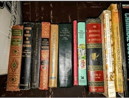 Assorted Antique/New Books ZOOM OUT