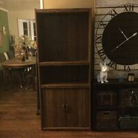 Multi use cabinet or tv stand