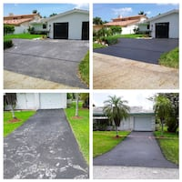 DRIVEWAY SEALCOATING AND REPAIRS Kendall