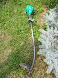 green and black string trimmer Bowmanville, L1C 3K6