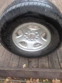 "Truck Tires 16"" 17"" 18'' & 20'' MONTREAL"