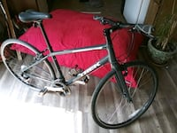 black and red hardtail mountain bike Chico, 95926