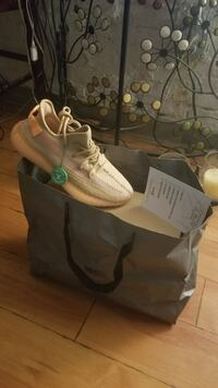 Yezzy 350 boost Clay  authentic  with receipt  Washington, 20010
