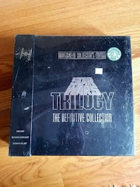 Star Wars Trilogy The Definitive Collection Cambridge, 02139