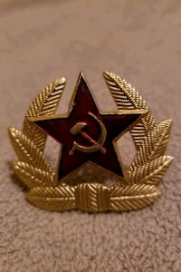 Authentic Soviet insignia Minneapolis, 55430